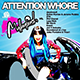 Attention Whore (Mr. Wonks Green Mask Mix)