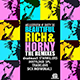 Beautiful, Rich & Horny (Starkillers Butterfly Terrace Instrumental Remix)