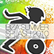 Ibiza Summer Splash 2010 Mixed By Melleefresh (Continuous DJ Mix)